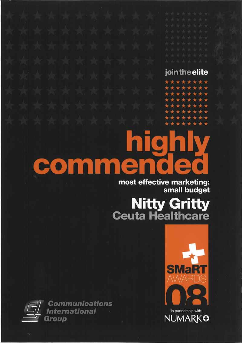 Nitty Gritty featured in SMaRT Numark Awards